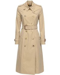 """Burberry - Trench """"chelsea Heritage"""" - Lyst"""