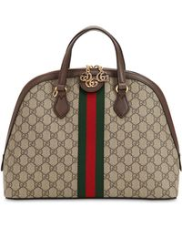 Gucci - Ophidia Gg Supreme Dome Top Handle Bag - Lyst