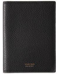 Tom Ford Чехол Для Паспорта С Отделениями Для Карт - Черный