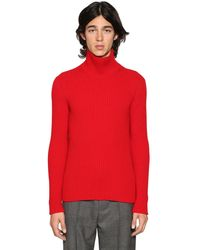 Balenciaga Knitwear - Red