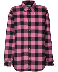 Balenciaga - オーバーサイズコットンシャツ - Lyst