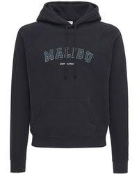 Saint Laurent ブラック Malibu フーディ
