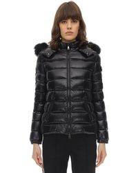 Moncler Down Coat - Black