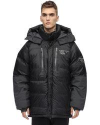 Mountain Hardwear Absolute Zero Nylon Down Jacket - Black