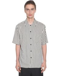 AMI - Вискозная Рубашка - Lyst