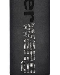 Alexander Wang - Logo Collant Tights - Lyst