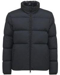 Moncler Genius Куртка Из Нейлона На Пуху - Черный