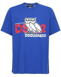 DSquared² - Ovo Causule ジャージーtシャツ - Lyst