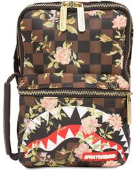 Sprayground - Shark Flower バックパック - Lyst