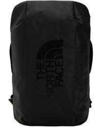 """The North Face Duffle Bag Avec Logo Imprimé """"Stratoliner"""" - Noir"""