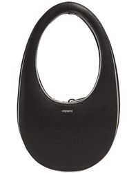 Coperni Swipe レザーバッグ - ブラック