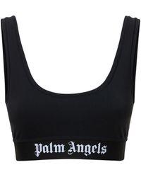 Palm Angels - Classic ジャージースポーツブラ - Lyst