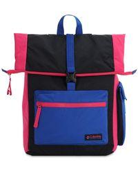Columbia Рюкзак Из Нейлона 22л - Черный