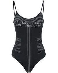 Nike Боди Стрейч - Черный