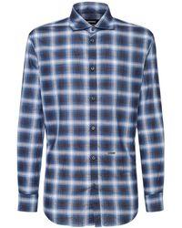 DSquared² - Рубашка Из Хлопка - Lyst