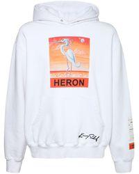 Heron Preston - Свитшот Из Хлопка С Принтом - Lyst