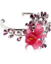 DSquared² - Secret Garden Bracelet W/ Crystals - Lyst