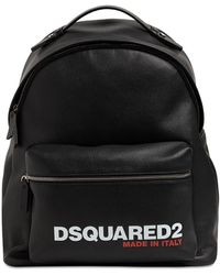 DSquared² - レザーバックパック - Lyst