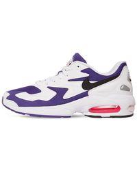Nike Air Max 2 Light - Purple