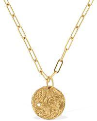 Alighieri The Baby Pegasus Necklace - Metallic