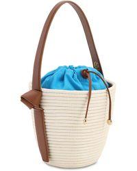 Cesta Collective Lvr Exclusive Lunchpail Cotton Bag - Blue