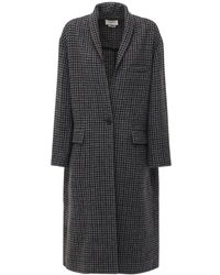 Étoile Isabel Marant - Henol Wool Over Coat - Lyst