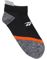 Reebok X Victoria Beckham Logo Running Socks - Black