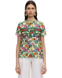 Gucci T-Shirt - Mehrfarbig