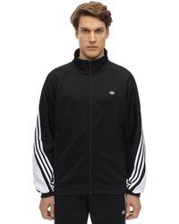 adidas Originals トラックスウェットシャツ - ブラック