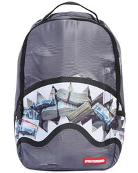 Sprayground - Money Hungry Backpack - Lyst