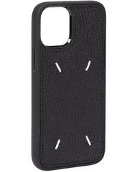Maison Margiela Чехол Для Iphone 12 Pro Max - Черный