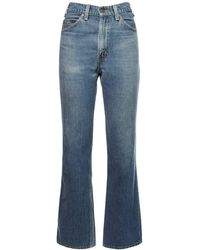"""Valentino Jeans """"levi's Collaboration"""" In - Blu"""