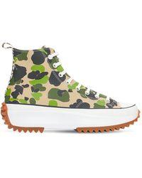 """Converse Sneakers """"run Star Hike"""" - Grün"""