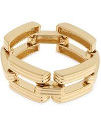 Philippe Audibert Chunky Bracelet - Metallic