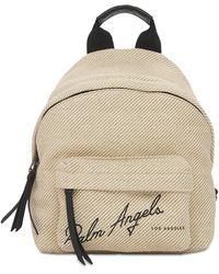 Palm Angels Мини-рюкзак Из Нейлона - Многоцветный