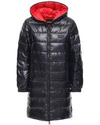 Duvetica Tyldue Nylon Down Jacket - Black