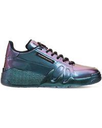 "Giuseppe Zanotti Chunky-sneakers ""odsy"" - Blau"