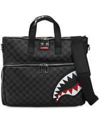 "Sprayground Sac De Voyage ""sharks In Paris"""