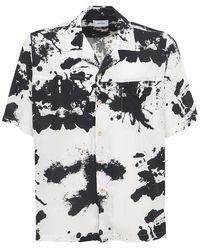 Rhude Hemd Mit Rhorschach-druck - Mehrfarbig