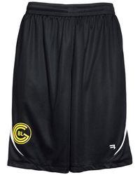 Balenciaga Football メッシュハーフパンツ - ブラック