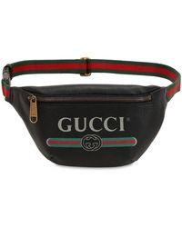 Gucci Gürteltasche - Schwarz