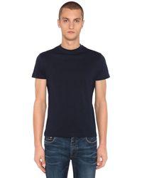 Prada - ストレッチコットンジャージーtシャツ - Lyst