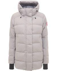 Canada Goose Куртка Alliston - Серый
