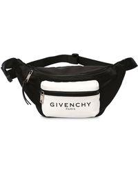 Givenchy - Gürteltasche Aus Nylon Mit Glow-in-the-dark - Lyst