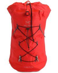 Arc'teryx 30l Alpha Fl Backpack - Red