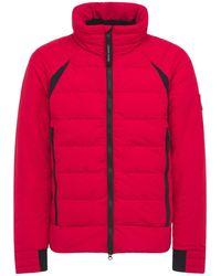 Canada Goose Куртка На Пуху - Красный