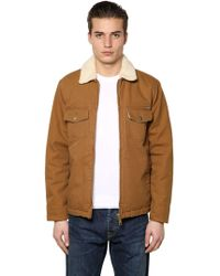 Carhartt - Miles Cotton Canvas Jacket - Lyst
