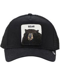 Goorin Bros Black Bear キャップ - ブラック