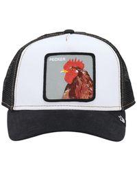 Goorin Bros Plucker Trucker Hat - Black
