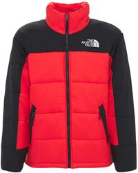 """The North Face Isolierter Parka """"himalaya"""" - Rot"""